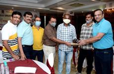 Rotary Bhilai Greater Felicitates members