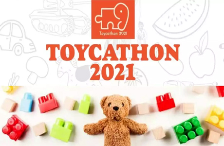 Toycathon Grand Finale at SSTC