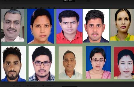 साइंस कॉलेज के विद्यार्थियों को सीजीपीएससी में मिली सफलता