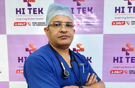 ICUs are not death traps : Dr Sonal Bajpayee