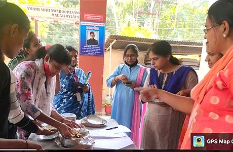 Food Day observed at SSSSMV